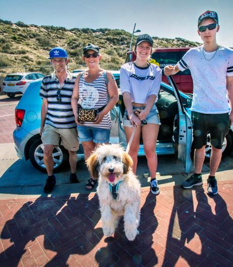 Flinke verkeersopstoppingen op routes naar stranden op zonovergoten tweede paasdag