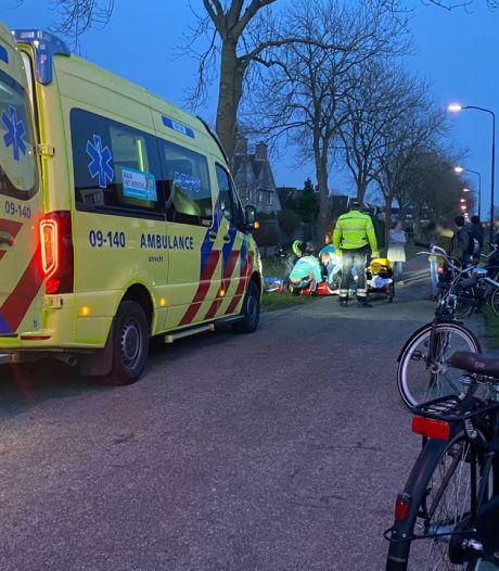 Fietser overleden aan verwondingen na ongeluk in Vinkeveen