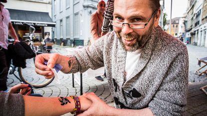 Tattoo tegen armoede