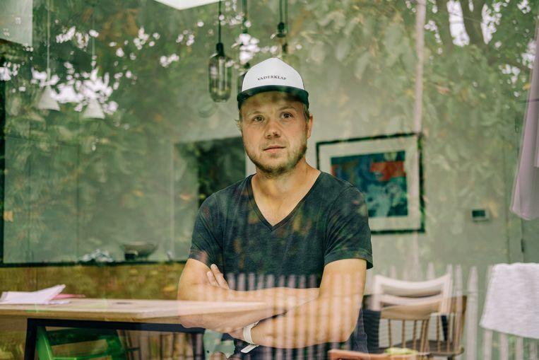Pieter Declercq, initiatiefnemer van Dadtalks.
