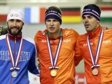 Nederland blijft dominant in schaatsland
