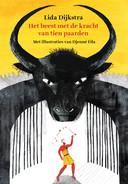 Cover van het boek 'Het Beest met de kracht van tien paarden'.