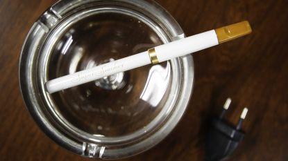 Brussel is 'rookkampioen': nergens méér overtredingen op rookverbod