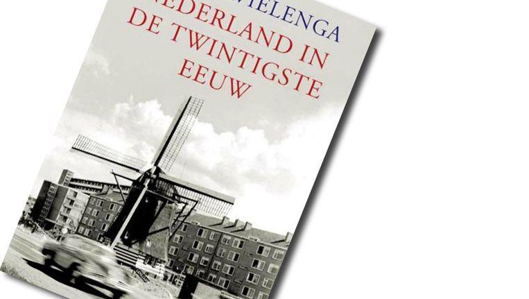 Kaft van Nederland in de twintigste eeuw Beeld