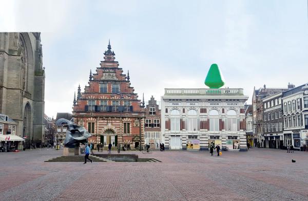 **Frans Hals Museum kan niet verbouwen zonder geld van Gemeente Haarlem**