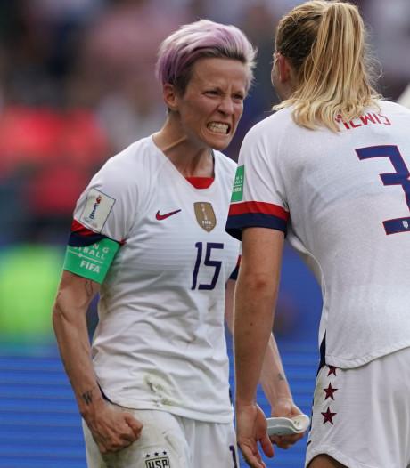 Les États-Unis battent l'Espagne et se qualifient pour les quarts face à la France