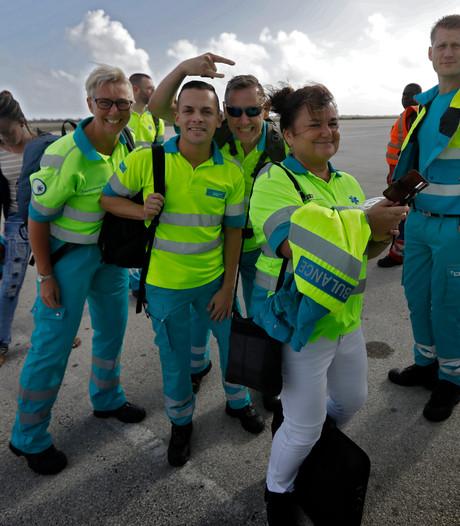 Ambulanceteam terug van Sint Maarten: 'Wat hebben deze mensen veel te verduren'
