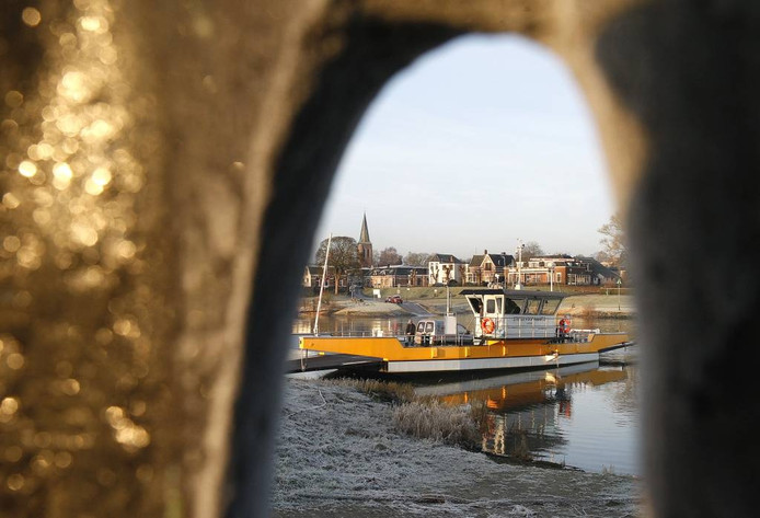 De pont Olburgen - Dieren