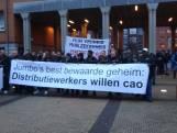 Medewerkers Jumbo staken opnieuw