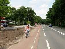 Werk Heerderweg over vakantie getild