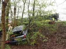 Na reeks ongelukken: vangrails terug langs Waterlinieweg in Utrecht