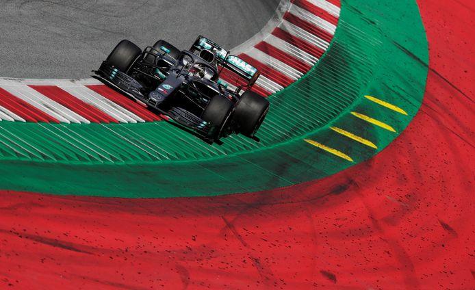 Lewis Hamilton n'aura, cette année, pas le droit à l'erreur sur le circuit de Spielberg, qui accueillera les deux premières courses de la saison.