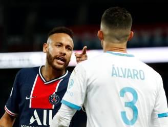 """Na knokpartij in september vechten Neymar en Álvaro nu Twitterruzie uit: """"Ik heb je beroemd gemaakt"""""""