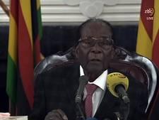 Mugabe blijft stil over ontslag na verstrijken deadline