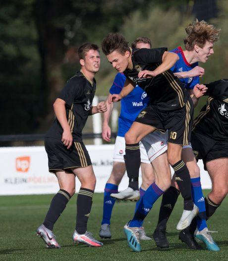 FC Winterswijk-TVC'28 afgelast: corona in staf thuisclub