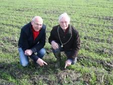 Eerste kievitsei gevonden in Vaassen