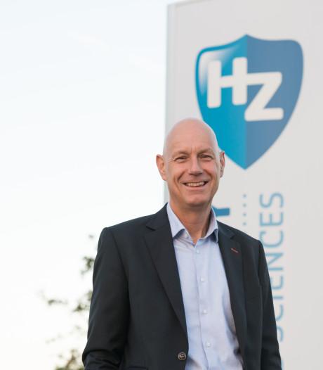 John Dane wordt nieuwe bestuursvoorzitter van de HZ