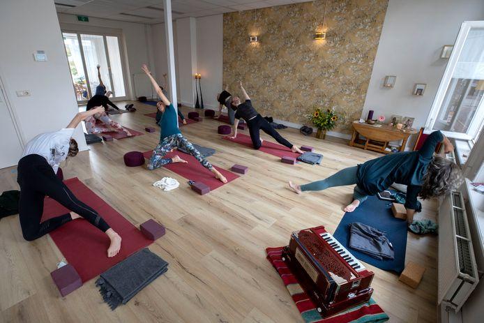Mudita Yoga & Academie aan de Willemstraat in Eindhoven houdt dit weekend open huis.
