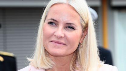 Noren leven mee met prinses Mette-Marit die ernstige longziekte heeft