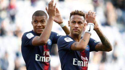 """""""Neymar krijgt 375.000 euro als hij de fans groet na de wedstrijd. Maandelijks"""""""