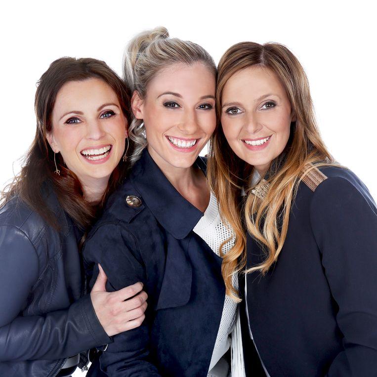 De Grietjes - Anneke Van Hooff, Ianthe Tavernier en Isabelle A