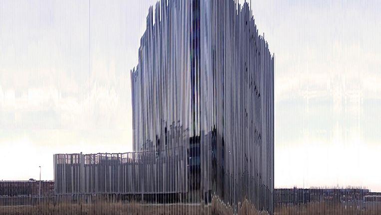 De restwarmte van het datacenter van Equinix langs de A10 wordt deels gebruikt door de UvA op Science Park. In de toekomst wil Equinix de rest doorleveren aan de stadsverwarming Beeld Arjan Post