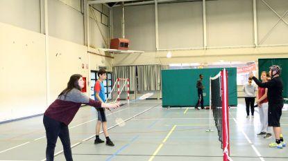 Leerlingen buitengewoon onderwijs genieten van hun sportdag