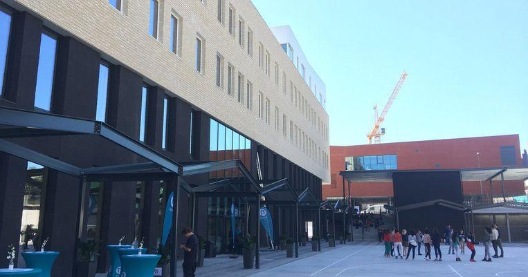 Comenius Campus, waar de nieuwe crèche komt