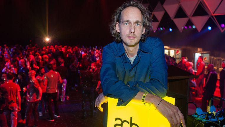 Directeur Amsterdam Dance Event Richard Zijlma. Beeld anp