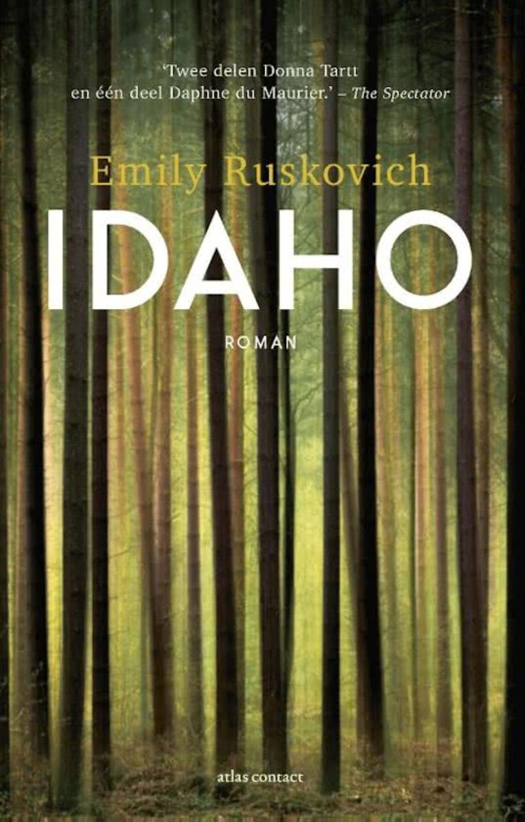 Emily Ruskovich: Idaho Beeld rv