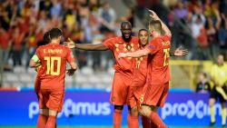 VIDEO. Bedankt, Romelu! Lukaku loodst Rode Duivels met twee goals voorbij stug Zwitserland naar leidersplaats