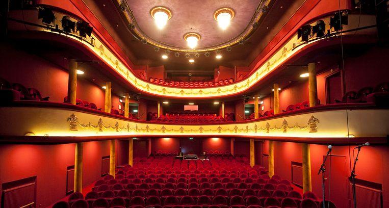 Veel theaters zijn door de fiscus erkend als Algemeen Nut Beogende Instellingen (ANBI) en kunnen geheel belastingvrij schenkingen ontvangen. Beeld ANP XTRA