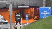 De Beverentunnel, probleemtunnel met vorig jaar zeker tien ongevallen met vrachtwagens