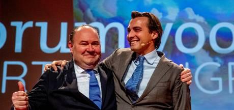 Baudet schudt 'dissident' Otten af, maar vraag is of achterban dat pruimt