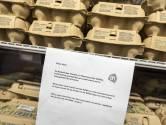 Supers beloven: alleen nog schoon ei in schap