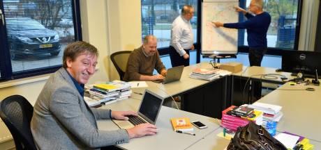 Flexwerken: er zijn 6.000 mensen, op kantoor is plek voor de helft