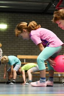 Buurtsport populair onder jonge kinderen