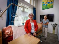 Dankzij een derde kamer hoeft het hospice in Steenwijk minder vaak 'nee' te zeggen
