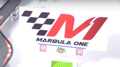 Marbula One: Formule 1, maar dan met knikkers