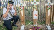Wake voor overleden Krottegemse kippen uit protest