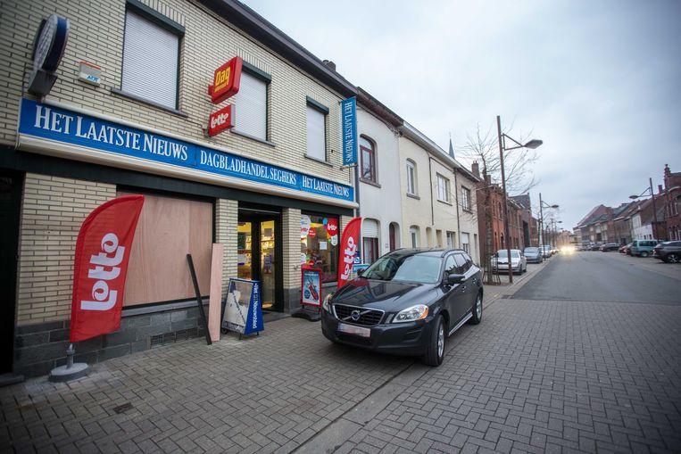 Vorige week vond nog een brutale inbraak plaats in de Henri Torleylaan in Huizingen
