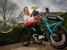 Paralympisch medaillewinnares Buis stopt met toptennis