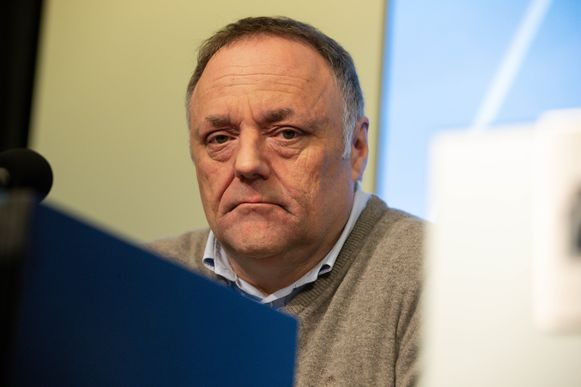 Viroloog Marc Van Ranst