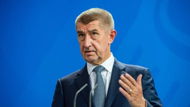 """Tsjechische premier: """"Waarom Syrische weeskinderen opvangen? We hebben hier zelf weeskinderen"""""""
