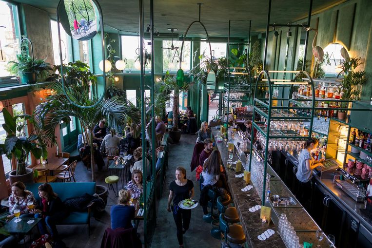 Bar Botanique Beeld Rink Hof