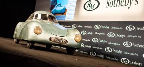 Porsche Typ 64 niet geveild door blunderende veilingmeester