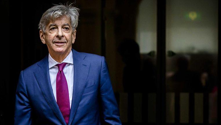 Oud-PvdA-minister Ronald Plasterk. Beeld anp