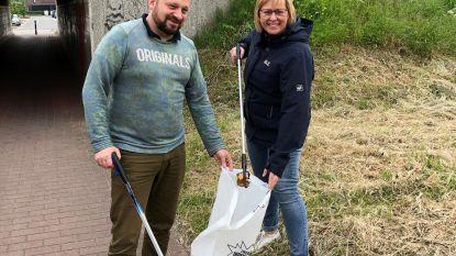 N-VA vraagt steun voor zwerfvuilpeters en -meters: Per gevulde vuilniszak bijdrage voor het goede doel of een lokale vereniging