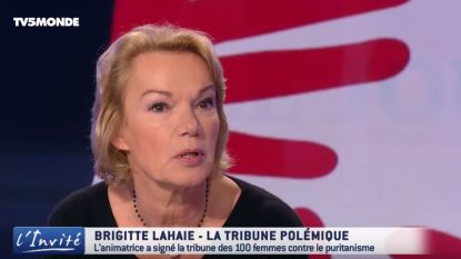 """Commotie, ook in ons land, om wat Franse ex-pornoactrice zegt:  """"Vrouw kan genieten bij verkrachting"""""""