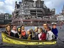 Kunstwerk 'Sint-Maarten' verkocht voor 625 euro